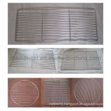 Stainless Steel BBQ Mesh with Electroplating