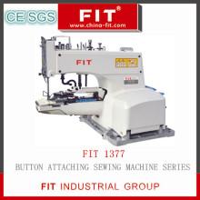 Botão anexar série de máquina de costura (FIT 1377)