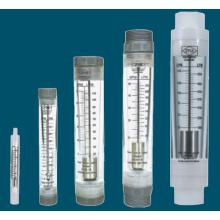 Caudalímetro de acrílico de la serie Chunke Lzm para la planta de tratamiento de agua