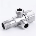 good plated chrome plated toilet angle valve