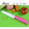 6 pulgadas Popular antideslizante manejar pan/rebanador cuchillos de cerámica