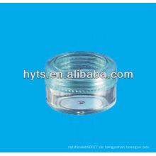 Drucken kosmetischer Glas Etiketten