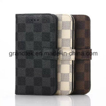 New PU Leather Mobile Phone Case for Samsung Galaxy S6
