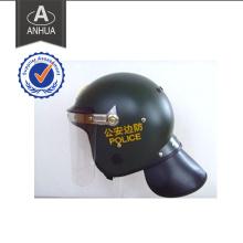 Безопасность Военная армия Черный Многофункциональный полиция Легкий вес Anti Riot Helmet (RH-18B)