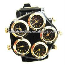Montre à bijoux de luxe à cinq montres face JW-19