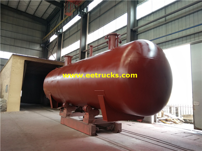 15 Ton Mounded LPG Tanks