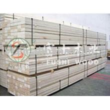 Álamo LVL, madera laminada