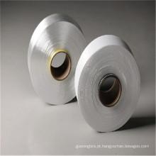 Matéria-prima Têxtil Fio FDY 100% Poliéster Filamento