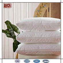 Fibra de poliéster 100% preenchimento mais barato do hotel travesseiro insere com garantia de comércio