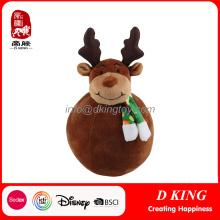 Giant Stuffed Elk Toys Regalos de Navidad Regalos Decoración