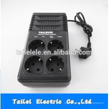 TLAR-600-1200 220V Stabilisateur de tension à prise universelle TLAR-600VA