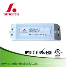 Controlador de tiras LED regulables de 12 V