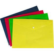 Clairement sac opaque bouton fichier