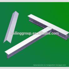 Rejilla de techo plano T suspendido 24T
