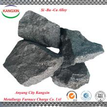 Certificado ISO passado liga Sibaca para fabricação de aço