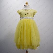Little girl well dressed wolf boutique remake dress