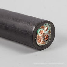 H07RN-F H07RR-F rubber coated cable