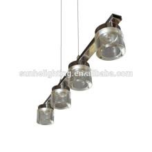 Новый ресторан привел подвесной свет привело светодиодный фонарь для кафе светодиодная лампа для кафе отеля