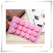 15 Cavity Oval Silikonform für Seife, Kuchen, Cupcake