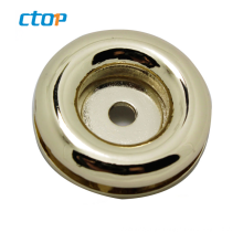 Professional guangzhou round metal eyelet press for bags and garment