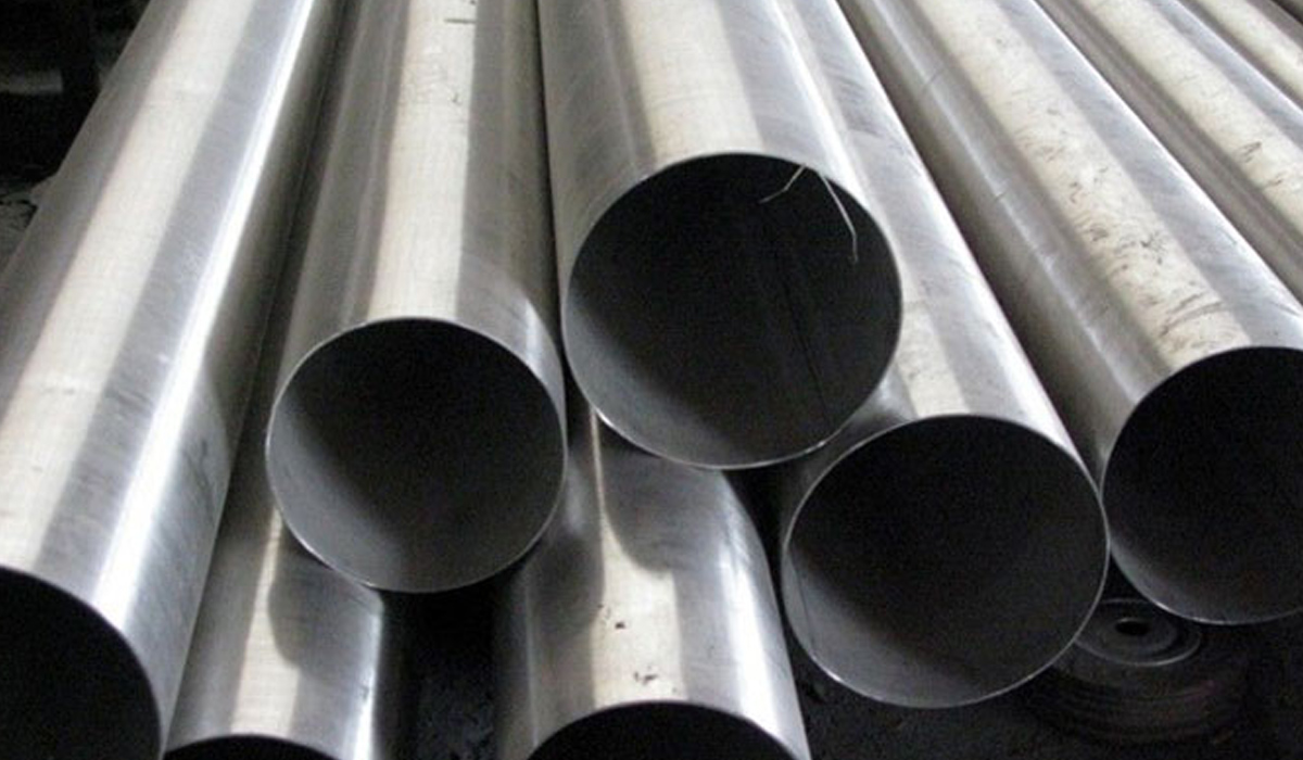 Exteral 3lpe Coated and Internal Epoxy Coated ERW Carbon Steel Pipe