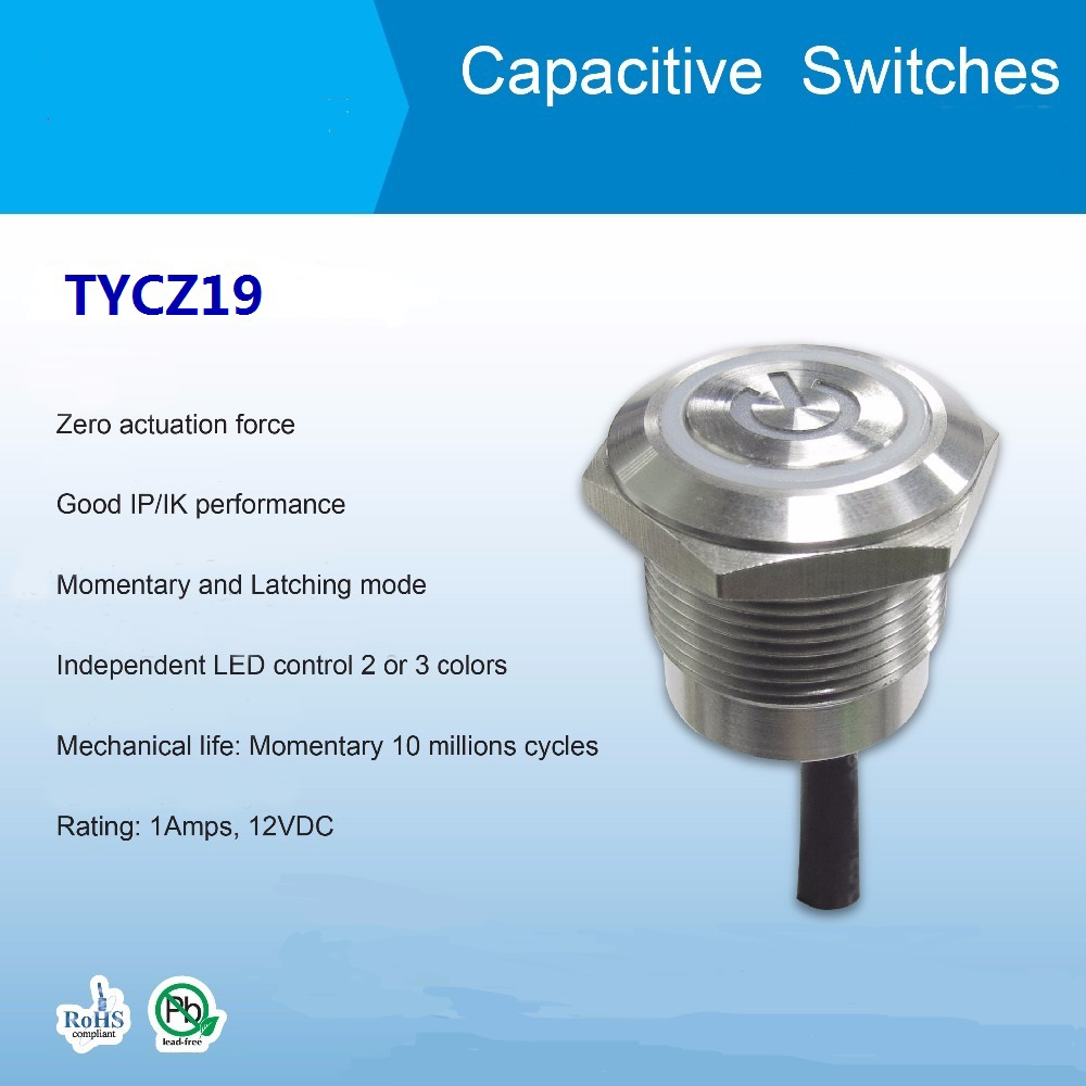 capacitive touch switch