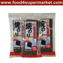 Japanische Sushi Nori Algen