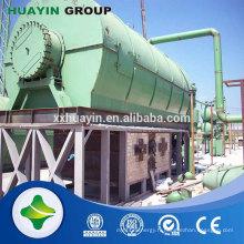Produire la machine d'incinération de déchets d'énergie de gaz