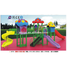 B0701 Hotsale Дети Открытый Пластиковые грибы тему Детская площадка Установить