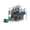 1600/2400/3200 / 4200MM SSS Máquina de producción de telas no tejidas