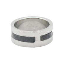 China Manufacture Fashion Stainless Steel Wedding Ring