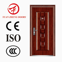 China Door Factory Porte métallique de sécurité avec une bonne qualité
