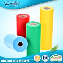 Le plus nouveau produit tissu non-tissé décoratif imperméable de meubles de produit