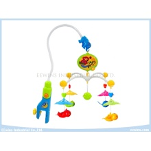 Electric Musical Cot Toys Baby Mobiles for Baby