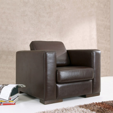 Coaster Armrest Sleeper Leather Lounge Sofa Bed
