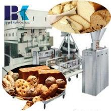 Une variété de machines de boulangerie