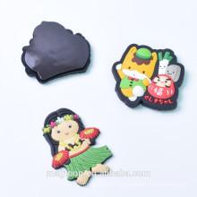 Promotional Fashion 3D Soft PVC Souvenir Fridge