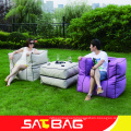 Outdoor lounger beanbag sofa / bean chair