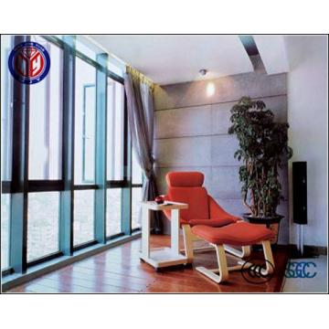 Painéis de vidros duplos com isolamento térmico para janelas