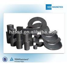 Ferrit-Magnet in verschiedenen Formen, Größen, Sorten Hersteller