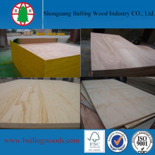 18mm/21mm Pine Shutter Plywood for South Africa