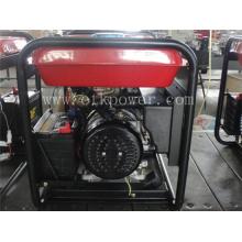 Generador diesel de la energía eléctrica 3kw fijado