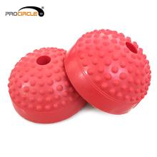 Yoga Soft Spiky Balance Pod Half Hand Massage Ball