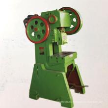 открытой спиной C Тип механические листовой металл сталь отверстия пробивая машина