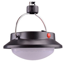 Portable Camping 60 LED lámpara círculo de la tienda de la linterna de camping de luz blanca colgante de la lámpara