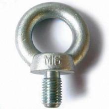 Boulon à oeil en acier de zinc de haute qualité M6