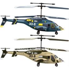 JXD 338 helicóptero de control de radio Sky Wolf con construido en giroscopio