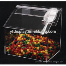 Acrylic Candy Box in Transparent Color