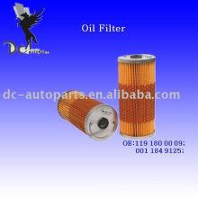 Filtro de óleo