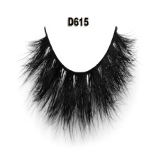 100 Percent Cruelty Free 3D Mink Eyelash 100% Siberian Mink Lashes for women